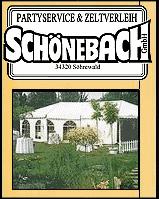 Schönebach Zeltverleih Nordhessen
